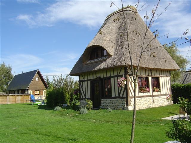 La petite chaumi re location maison de vacances - La petite maison normandie ...